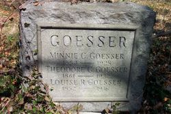 Minnie C. Goesser