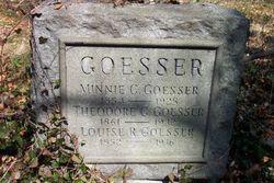 Louise R. Goesser