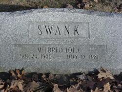 Mildred Iola Swank