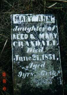 Mary Ann Crandall