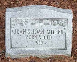 Jean and Joan Miller