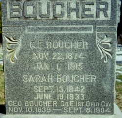 George E Boucher