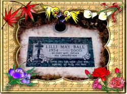 Lilli May <I>Schwab</I> Ball