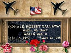 Donald Robert Gallaway