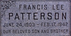 Francis Lee Patterson