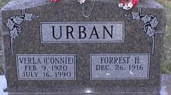 Verla Constance <I>Patterson</I> Urban