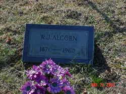 William Wallace Joshua Alcorn