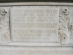 Melville Weston Fuller