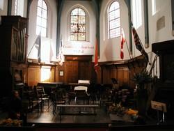 English Reformed Chursh at the Begijnhof