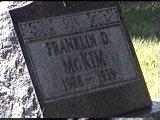 Franklin Dale McKim