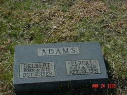 Delbert Adams