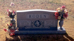 Nathaniel Warren Roden