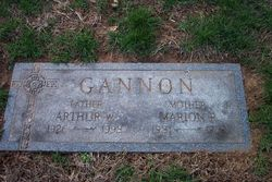Marion R. Gannon