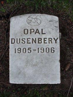 Opal Dusenbery