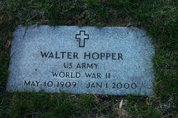Walter Hopper