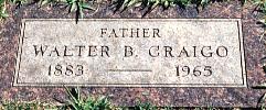 Walter Bruston Crago