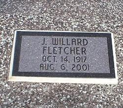 """James Willard """"Willard"""" Fletcher"""