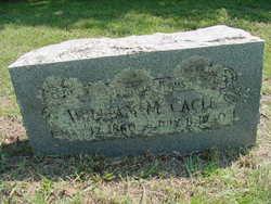 William Marion Cagle