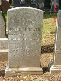 Joseph Chiswell Brewer