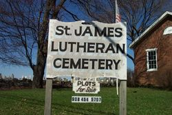 Saint James Lutheran Cemetery