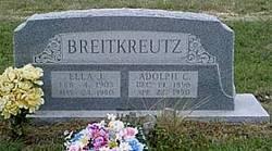 Adolph Carl Breitkreutz