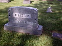 Ethel Winefred <I>Stripe</I> Crislip