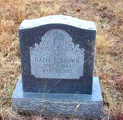 Hazel Embry Brown