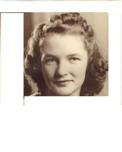 Mary Eunice <I>Robbins</I> Mauldin