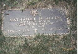 Nathaniel M. Allen