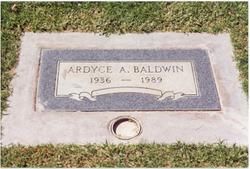 Ardyce A. <I>Smith</I> Baldwin