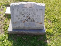 Blanche <I>Garner</I> Broussard
