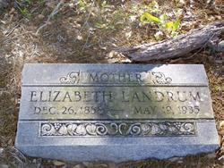 Elizabeth Landrum