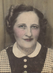 Ruth Helen <I>Hedge</I> Burke