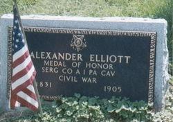 Alexander Elliott