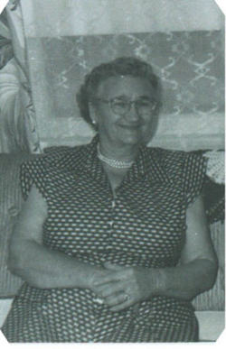 Mary Rosina Caroline <I>Kerns</I> James