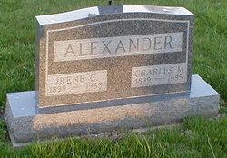 Charles Merritt Alexander