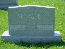 Elam S Binkley