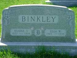 Esaias S Binkley