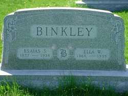 Ella W Binkley