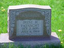 Irene H Fasnacht