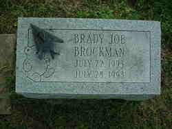 Brady Joe Brockman