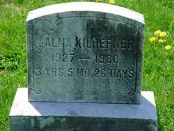 Alma Kilhefner