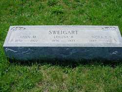 John M Sweigart
