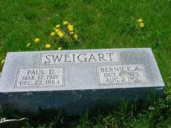 Bernice A <I>Fry</I> Sweigart