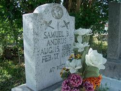 Samuel Bradshaw Andrus