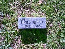 Elvira <I>Humphries</I> Oliver