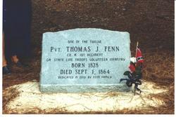 Pvt Thomas Jefferson Fenn, Sr