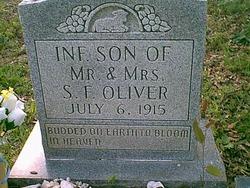 Infant Boy Oliver