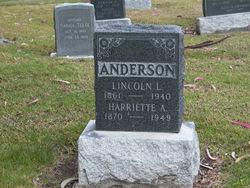Lincoln Linmore Anderson