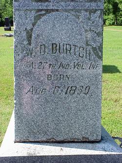 William D Burtch